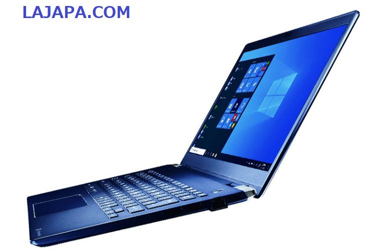 Laptop Dynabook Có 11 mẫu mới nhất CPU Intel gen 10